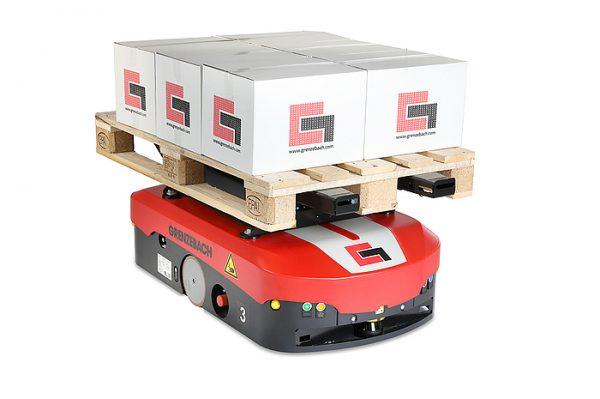 Transporter Autonomiczny GRENZEBACH FL1200S